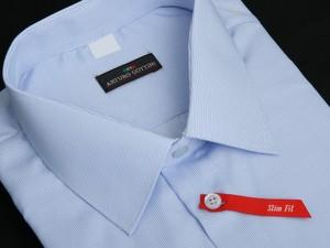 Niebieska koszula krawatikoszula.pl z krótkim rękawem w elegenckim stylu