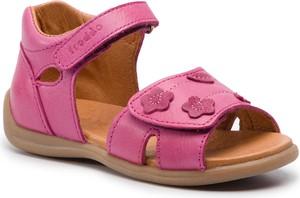 Buty dziecięce letnie Froddo ze skóry