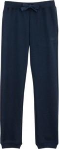 Granatowe spodnie dziecięce Endo