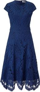 Sukienka Ivy & Oak z bawełny w stylu boho rozkloszowana