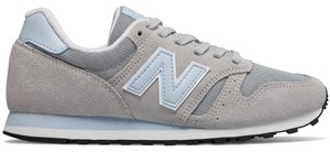 Buty sportowe New Balance 373 z zamszu w sportowym stylu