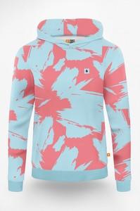 Bluza Power Canvas z nadrukiem w młodzieżowym stylu