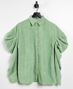 Zielona koszula Missguided