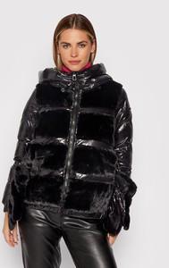 Czarna kurtka Geox krótka
