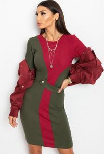 Sukienka Sheandher.pl w stylu casual z bawełny