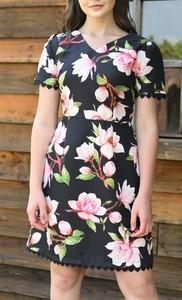 Sukienka Justmelove z jedwabiu mini