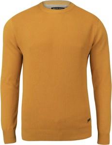 Żółty sweter Brave Soul z bawełny