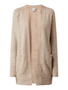 Sweter Ichi z wełny w stylu casual