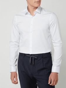 Koszula Calvin Klein z klasycznym kołnierzykiem z bawełny