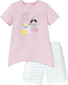 Różowa piżama Schiesser
