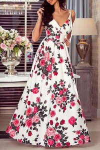 Sukienka Ivet.pl w stylu boho maxi