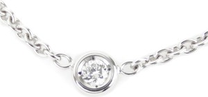 Dior Diamond Pendant Necklace