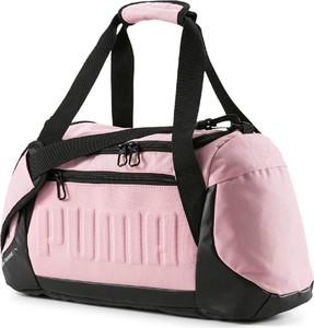 Różowa torba sportowa Puma