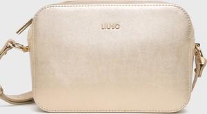 Złota torebka Liu-Jo