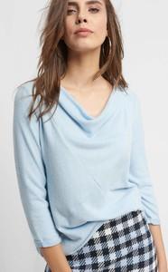 Błękitna bluzka ORSAY