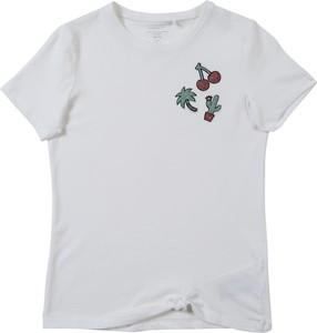 Bluzka dziecięca Name it z bawełny z krótkim rękawem
