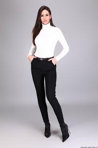 Spodnie LUXURY BRANDS w stylu casual