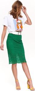 Zielona spódnica Top Secret