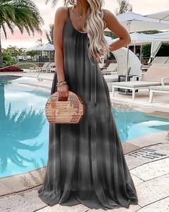 Sukienka Kendallme z dekoltem w kształcie litery v maxi