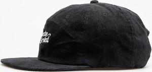 Granatowa czapka Skate Mental ze sztruksu
