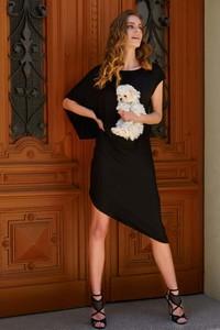 Sukienka Makadamia asymetryczna
