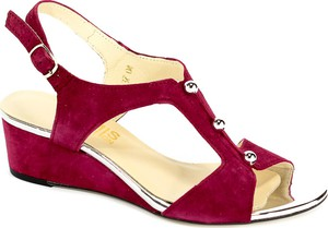 Sandały Gamis z klamrami