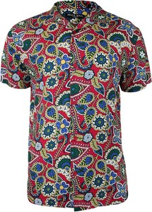 Koszula Brave Soul z krótkim rękawem w młodzieżowym stylu