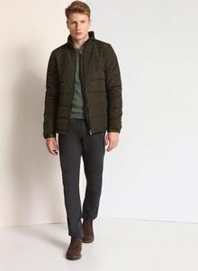 Zielona kurtka Top Secret w stylu casual