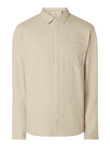 Koszula Esprit z klasycznym kołnierzykiem z długim rękawem z bawełny
