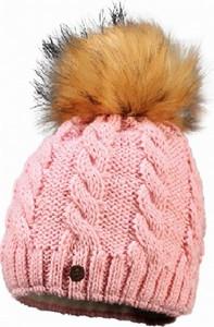Różowa czapka starling