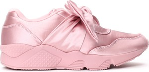 Różowe buty sportowe Royalfashion.pl w sportowym stylu