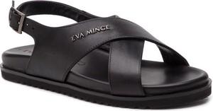 Sandały Eva Minge z klamrami