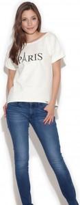 T-shirt Figl z krótkim rękawem