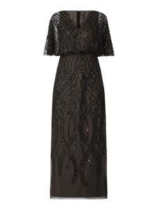 Sukienka Adrianna Papell z krótkim rękawem
