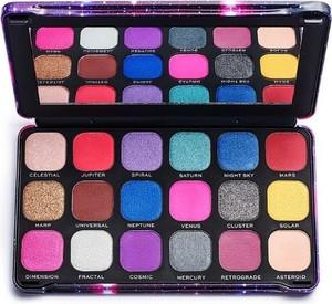 Makeup Revolution, paleta cieni do powiek, Forever Flawless Constellation