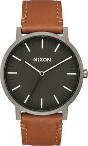 Nixon Zegarek analogowy 'Porter Leather'