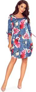 Sukienka NUMOCO mini w stylu casual