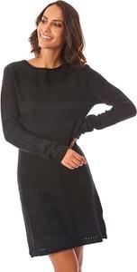 Sukienka L'étoile Du Cachemire z długim rękawem mini