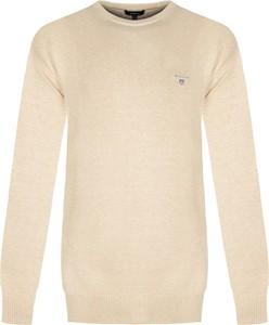 Sweter Gant w stylu casual z wełny