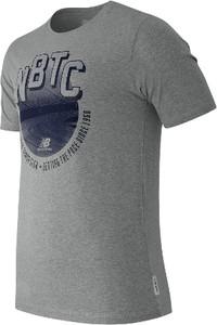 Koszulka New Balance w młodzieżowym stylu