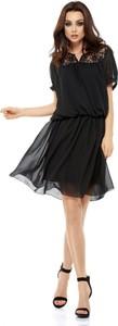 Sukienka Lemoniade z szyfonu mini