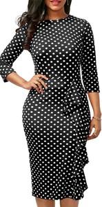 Elegrina sukienka midi farida czarna