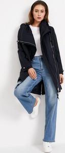 Płaszcz Diverse z bawełny w stylu casual