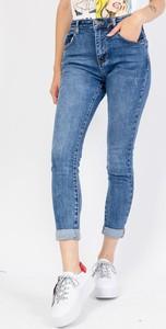 Niebieskie jeansy Olika