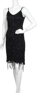 Czarna sukienka Nicowa mini