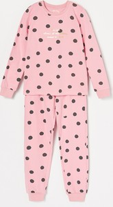 Różowa piżama Reserved