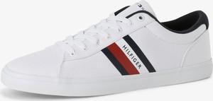 Tommy Hilfiger - Tenisówki męskie, biały