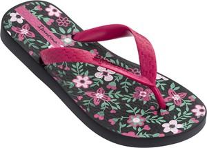 Buty dziecięce letnie Ipanema w kwiatki
