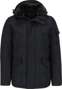e2150f0e11903 kurtka bez kołnierza - stylowo i modnie z Allani