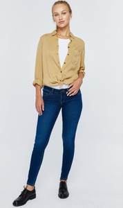 Jeansy Big Star z jeansu w stylu casual
